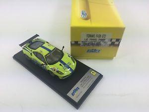 【送料無料】模型車 モデルカー スポーツカーモデルフェラーリグアテマラ#ルマンbbr models bg349ferrari f430 gt2 lemans 2008 83