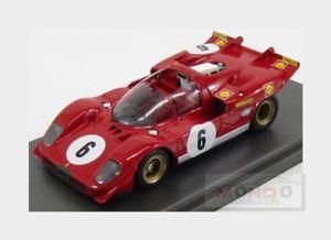【送料無料】模型車 モデルカー スポーツカーフェラーリスパイダー#タルガフローリオferrari 512s spider 6 targa florio 1970 giunti vaccarella mg 143 mg512s08 mod