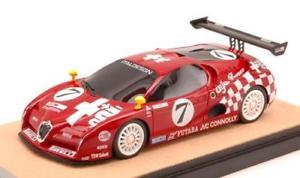 【送料無料】模型車 モデルカー スポーツカーアルファロメオバージョンキーモデルalfa romeo scighera press version 1997 143 tecnomodel tmdex60a model