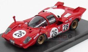 【送料無料】模型車 モデルカー スポーツカーフェラーリ#デイトナモデルferrari 512s berlinetta ch1028 26 24h daytona 1970 mg model 143 mg512s39 mod