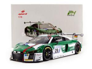 【送料無料】模型車 モデルカー スポーツカースパークアウディニュルブルクリンクシングルspark 118 audi r8 lmswinner nurburgring 2017 18sg018