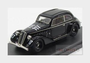 【送料無料】模型車 モデルカー スポーツカーアルファロメオ#ミッレミリアalfa romeo 6c 2300b berlinetta 117 mille miglia 1937 alfamodel43 143 am43345