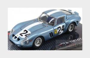 【送料無料】模型車 モデルカー スポーツカーフェラーリクーペ#セブリングヒルモデルferrari 250 gto coupe ch3387 24 12h sebring 1964 hill mg model 143 gto43073 mo