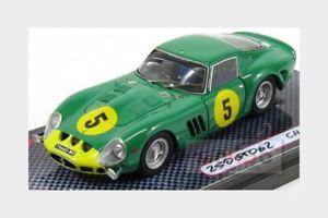 【送料無料】模型車 モデルカー スポーツカーフェラーリ#モデルferrari 250 gto ch3762 5 9h kylami 1962 piper johnstone mg model 143 gto43058