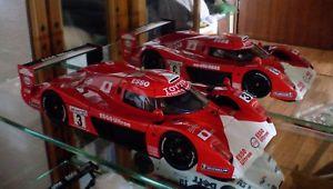 【送料無料】模型車 モデルカー スポーツカートヨタグアテマラ#ルマンautoart toyota ts 020 gt one 3 118 including ovple mans 1999