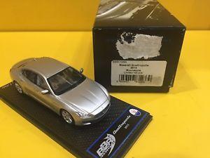 【送料無料】模型車 モデルカー スポーツカーモデルマセラティマセラティクアトロポルテムーンストーンbbr models bbrc105a maserati quattroporte 2013 moonstone
