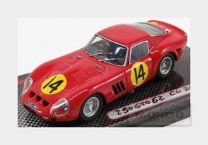 【送料無料】模型車 モデルカー スポーツカーフェラーリクーペ#トロフィーマロリーパークferrari 250 gto coupe 14 grovewood trophy mallory park 1963 mg 143 gto43066 mo