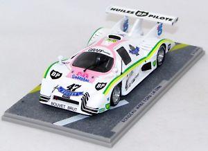 【送料無料】模型車 モデルカー スポーツカー#ルマンrondeau m482 47 le mans 1986 n bz205 143 bizarre