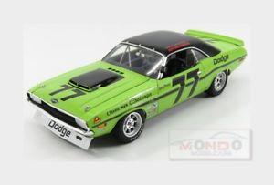 【送料無料】模型車 モデルカー スポーツカーダッジチャレンジャークーペ#モデルdodge challenger rt coupe 77 transam 1970 sposey acme 118 acme1806001 model