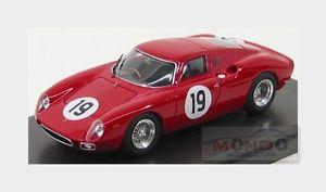 【送料無料】模型車 モデルカー スポーツカーフェラーリ#ルマンビアンキferrari 275 250lm secaf 19 le mans 1964 scarfiotti bianchi mg 143 mg250lm02 m