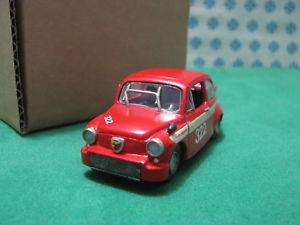 【送料無料】模型車 モデルカー スポーツカービンテージフィアットアバルトマウントキットvintagefiat 600 abarth 1967 143 ar 15 mounted kit