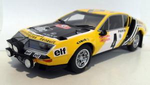 【送料無料】模型車 モデルカー スポーツカーオットースケールアルパインモンテカルロラリーotto 118 scale resinot201 alpine a310 gr4 monte carlo rally 1976