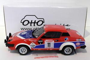 【送料無料】模型車 モデルカー スポーツカースケールトニーイープルeight 118 scale resinot220 triumph tr7 groupe b tony pond 24h ypres 1980