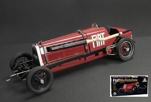 【送料無料】模型車 モデルカー スポーツカーフィアットレコードキットメートルfiat mefistofele 1924 record velocita 230 kmh eldrige kit 112 italeri it4701 m