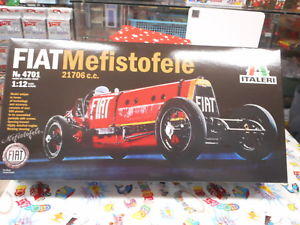 【送料無料】模型車 モデルカー スポーツカーフィアットシーシーitaleri 112 fiat mephisto 21706 cc ref 4701