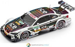 【送料無料】模型車 モデルカー スポーツカーミニチュアbmw m3 dtm 2013 e92 wittmann miniature 118 ice watch