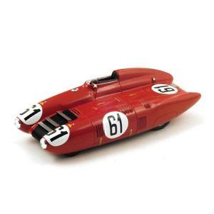 【送料無料】模型車 モデルカー スポーツカーモデルnardi n61 accident lm 1955 m damonter crovetto 118 models various makes and