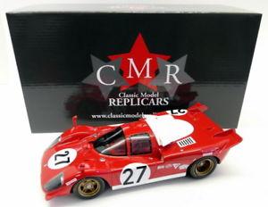 【送料無料】模型車 モデルカー スポーツカースケールフェラーリ#デイトナcmr 118 scale resin 031 ferrari 512s 27 daytona 1970 24h spa