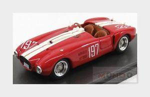 【送料無料】模型車 モデルカー スポーツカーフェラーリクモ#レースアルファモデルモディファイferrari 375mm spider 197 cumberland race 1955 alfa model 43 143 am43f46 mod