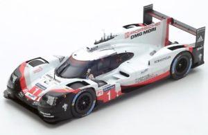 【送料無料】模型車 モデルカー スポーツカースパークポルシェハイブリッド#ポルシェチーム18s320 spark 118 porsche 919 hybrid 1 lm 2017 porsche lmp team