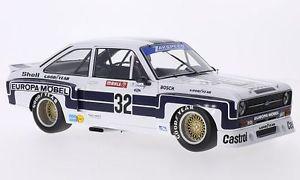 【送料無料】模型車 モデルカー スポーツカーフォードエスコートヨーロッパニュルブルクリンクford escort ii rs 1800, 32, europe furniture, drm, nrburgring, 118