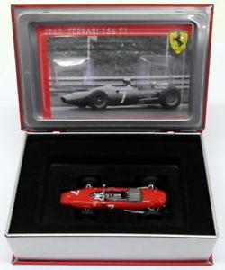 【送料無料】模型車 モデルカー スポーツカーネットワークモデルスケールフェラーリ#グランプリニュルブルクリンクixo models 143 scale sf0363 f1 ferrari 156 7 winner gp nurburgring 1963