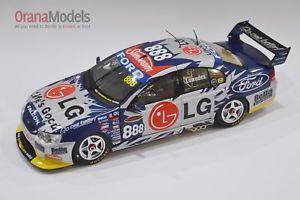 【送料無料】模型車 モデルカー スポーツカーフォードファルコンラウンズ#118 ford falcon ba 2005 lowndes 888  18593