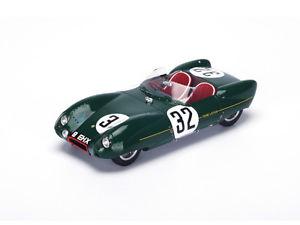 【送料無料】模型車 モデルカー スポーツカールマンモデルカーlotus xi 32 le mans 1956 resin model car 18s131
