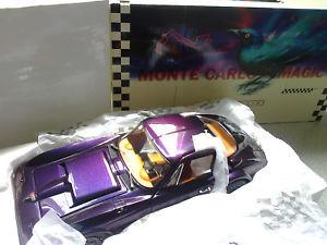 【送料無料】模型車 モデルカー スポーツカーシボレーコルベットグランスポーツモンテカルロマジックchevrolet corvette gran sport monte carlo magic standox exoto 118
