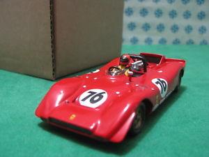 【送料無料】模型車 モデルカー スポーツカービンテージフェラーリキットマウントvintageferrari 612 canam 1969 143 fds 1977 mounted kit 56