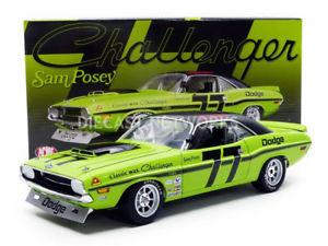 【送料無料】模型車 モデルカー スポーツカーダッジトランスチャレンジャーacme 118 dodge trans am challenger 1970 1806001