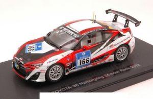 【送料無料】模型車 モデルカー スポーツカートヨタニュルブルクリンクjm 2138623 ebbro toyota eb44892 86 n166 nurburgring 2012 takakiishiuraoshima