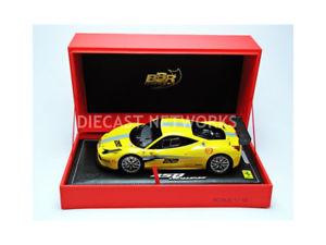 【送料無料】模型車 モデルカー スポーツカーフェラーリチャレンジプレスデーbbr 118 ferrari 458 challenge evoluzione 2013 press day p1890