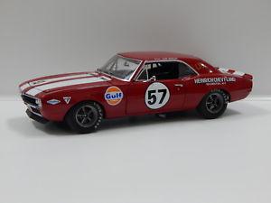 【送料無料】模型車 モデルカー スポーツカーシボレーカマロハインリッヒ#118 1967 chevrolet camaro heinrich chevyland 57 gmp 18843