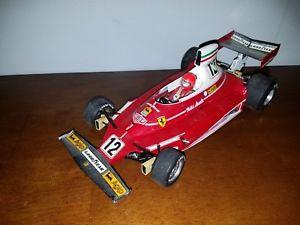 【送料無料】模型車 モデルカー スポーツカーフェラーリグランプリ#ニキラウダ118 exoto ferrari 312t winner 1975 us grand prix 12 niki lauda