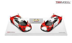 【送料無料】模型車 モデルカー スポーツカーマクラーレンマルボロ#スケールモデルmclaren f1 gtr marlboro 2 amp; 6 set zhuhai 1996 true scale 143 tsm144332 model