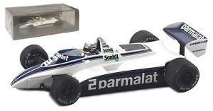 【送料無料】模型車 モデルカー スポーツカースパークブラバム#モナコグランプリリカルドパトレーゼスケールspark s4789 brabham bt49d 2 winner monaco gp 1982 riccardo patrese 143 scale