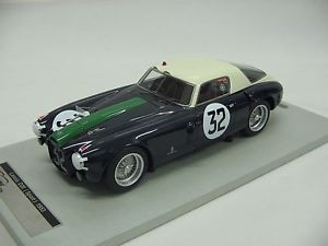 送料無料 模型車 モデルカー スポーツカースケールランチアコルサクーペルマン118 scale tecnomodel lancia d20 corsa coupe le mans 24h 1953 car 32 tm1841b