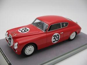 【送料無料】模型車 モデルカー スポーツカースケールランチアアウレリアレースルマン#118 scale tecnomodel lancia aurelia b20 race le mans 24h car 39 1952 tm1869b
