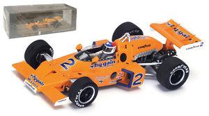 【送料無料】模型車 モデルカー モデルカー スポーツカースパークマクラーレンインディジョニーラザフォードスケールspark 43in76 mclaren mclaren m16c 143 winner indy 500 1976 johnny rutherford 143 scale, GLOBAL SESSION INTERNET SHOPPING:3bab8456 --- rakuten-apps.jp