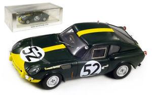【送料無料】模型車 モデルカー スポーツカースパーク#ルマンホッブズスケールspark s1415 triumph spitfire 52 le mans 1965 hobbsslotemaker 143 scale