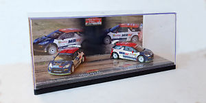 【送料無料】模型車 モデルカー スポーツカーシトロエンラリーデロルカチーム143, citroen ds3 r5, rally tierras de lorca, duo of mrwteams transkit