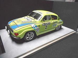 【送料無料】模型車 モデルカー スポーツカーラリースウェーデン#ボッシュsaab 96 v4 rally sweden 1976 2 blomqvist 2nd bosch singer tecnomodel 118