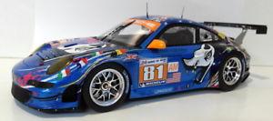 【送料無料】模型車 モデルカー スポーツカースパークスケールポルシェグアテマラフライングリザード#ルマンspark 118 scale resin 18s053 porsche 997 gt3 rsr flying lizard 81 le mans 2011