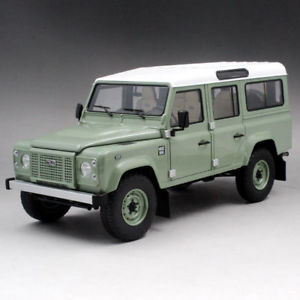 【送料無料】模型車 モデルカー スポーツカーリアルタイムランドローバーディフェンダーヘリテージエディションalmost real 810307 118  land rover defender 110 heritage edition