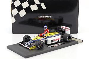 【送料無料】模型車 モデルカー スポーツカーロズベルグピケウィリアムズ#グランプリドイツk rosberg riding on n piquet williams fw11 6 winner gp germany f1 1986 1