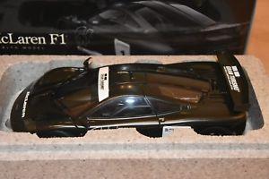 【送料無料】模型車 モデルカー スポーツカーシグネチャーマクラーレンステルス#グランツーリスモ autoart signature mclaren f1 stealth 1 gran turismo, 118, ovp, very nice