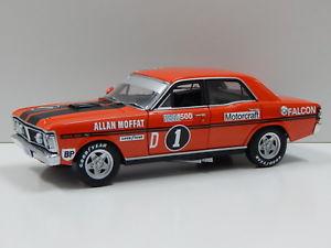 【送料無料】模型車 モデルカー スポーツカーフォードモファット#ビアンテ118 ford xy gtho falcon amat 1972 1d biante 87211