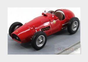 【送料無料】模型車 モデルカー スポーツカーフェラーリバージョンモデルferrari f1 500f2 press version 1952 red tecnomodel 118 tm1866a model