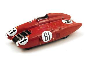 【送料無料】模型車 モデルカー スポーツカー#モデルnardi 61 accident lm 1955 m damonter crovetto 118 model bizarre